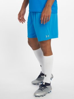 Under Armour Sport Shorts Challenger Ii Knit niebieski