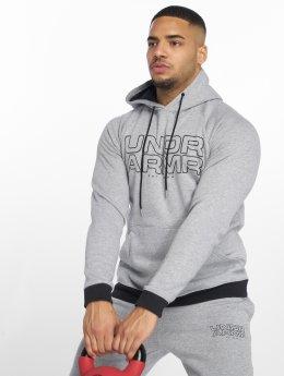 Under Armour Sports Hoodies Baseline Fleece grey