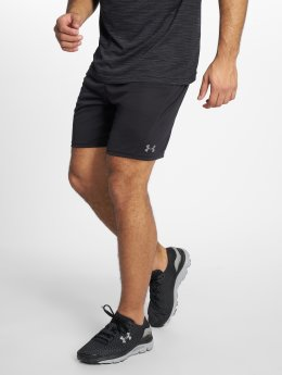 Under Armour Szorty Challenger Ii Knit czarny
