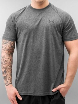 Under Armour T-paidat Tech harmaa
