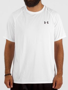 Under Armour T-Shirt Ua Tech Ss blanc