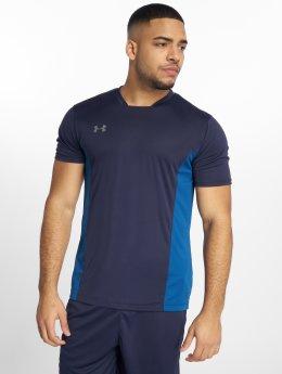 Under Armour t-shirt Challenger Ii Training blauw