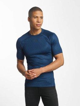 Under Armour T-Shirt Heatgear grau