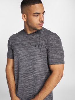 Under Armour T-shirt Vanish Seamless grigio