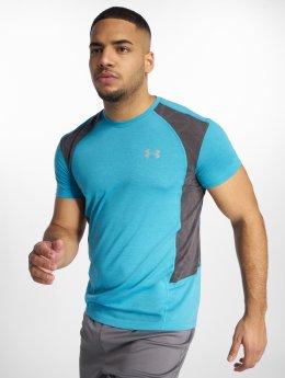 Under Armour t-shirt Ua Swyft Shortsleeve grijs