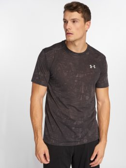 Under Armour T-Shirt Ua Streaker Printed gris