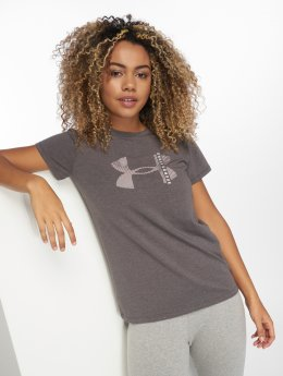Under Armour T-shirts Graphic Classic grå