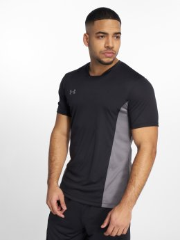 Under Armour T-Shirty Challenger Ii Training czarny