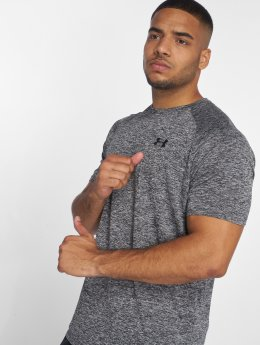 Under Armour T-Shirty Ua Tech 20 czarny