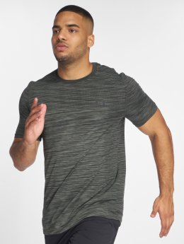 Under Armour T-Shirty Vanish Seamless zielony