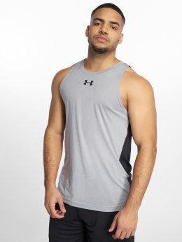 Under Armour Tank Tops Ua Baseline Performance grå