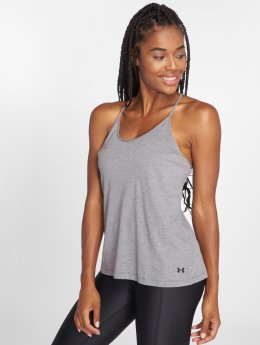 Under Armour Tank Tops Solid Fashion harmaa