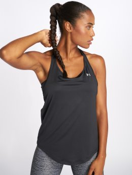 Under Armour Tank Tops Hg Armour musta