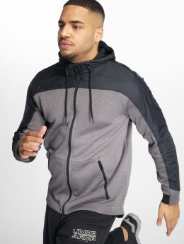 Under Armour Veste mi-saison légère Unstoppable Coldgear gris