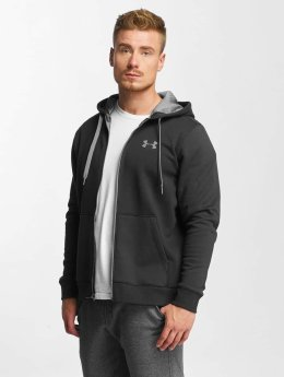 Under Armour Zip Hoodie Rival  svart