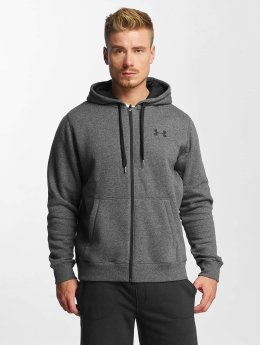 Under Armour Zip Hoodie Rival szary