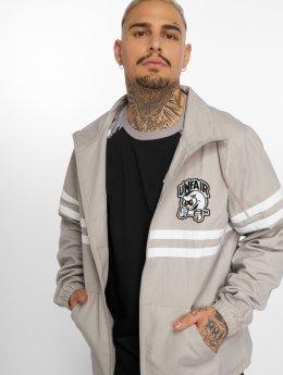 UNFAIR ATHLETICS Демисезонная куртка Punchingball CNVS серый