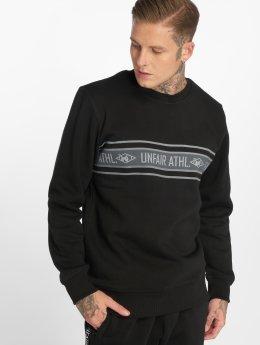 UNFAIR ATHLETICS Пуловер  Athl. Striped черный