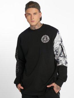 UNFAIR ATHLETICS Пуловер DMWU Snowcamo черный