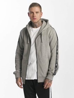 UNFAIR ATHLETICS Hoody Taped grau