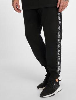 UNFAIR ATHLETICS Jogging kalhoty Taped čern