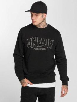 UNFAIR ATHLETICS Pullover Classic Label Outlines black