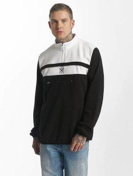 UNFAIR ATHLETICS Pullover Polarsweatshirt schwarz