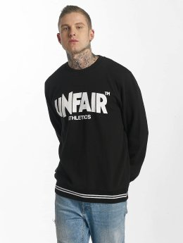 UNFAIR ATHLETICS Pullover Classic Label schwarz