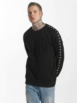 UNFAIR ATHLETICS Pullover Taped Hash schwarz