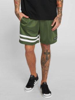 UNFAIR ATHLETICS shorts DMWU Athl. olijfgroen