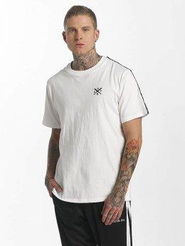 UNFAIR ATHLETICS T-Shirt UNFR Taped blanc