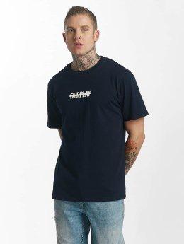 UNFAIR ATHLETICS t-shirt No Fairplay blauw