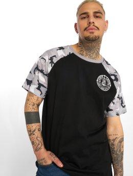 UNFAIR ATHLETICS t-shirt Snowcamo zwart