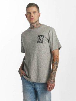 UNFAIR ATHLETICS T-skjorter Unfair Brigade grå