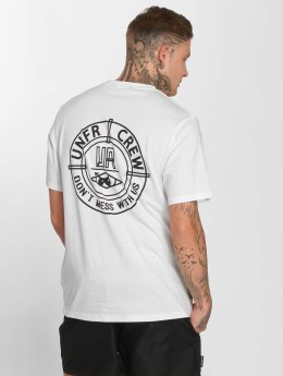 UNFAIR ATHLETICS T-skjorter DMWU BP hvit