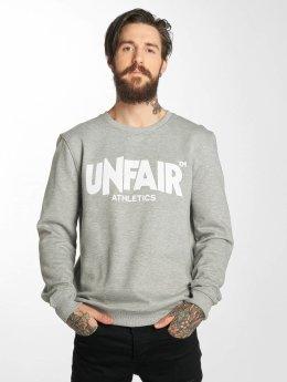 UNFAIR ATHLETICS Classic Label Sweatshirt Grey