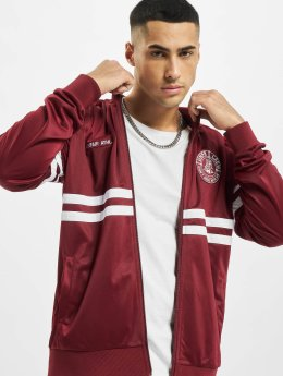 UNFAIR ATHLETICS DMWU Tracktop Jacket Burgundy/White