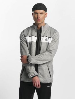 UNFAIR ATHLETICS DMWU XTD Tracktop Heather Grey/White