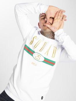 Uniplay Пуловер CopyPaste белый