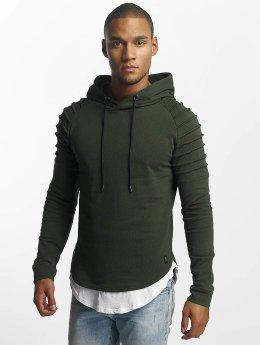Uniplay Bluzy z kapturem Ripped khaki