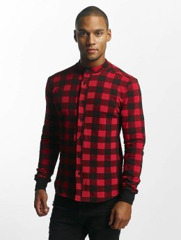 Uniplay Chemise Checkered rouge