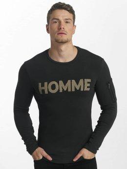 Uniplay Pullover Homme schwarz