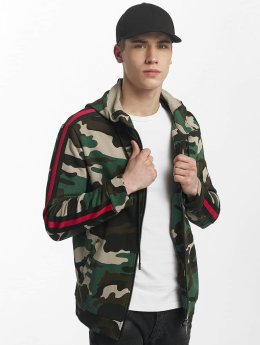 Uniplay Sweat capuche zippé Vest Military camouflage