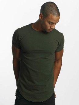 Uniplay T-paidat Max khakiruskea