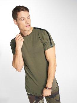 Uniplay T-paidat Stars khakiruskea