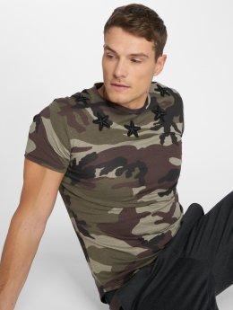 Uniplay T-shirt Masino kamouflage