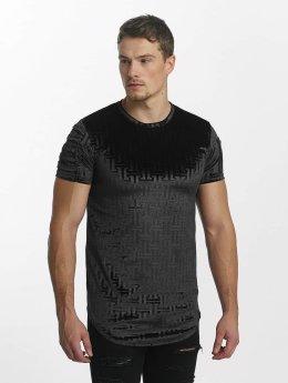 Uniplay T-Shirt Velvet noir