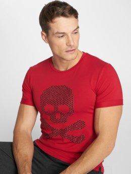 Uniplay t-shirt Basis rood