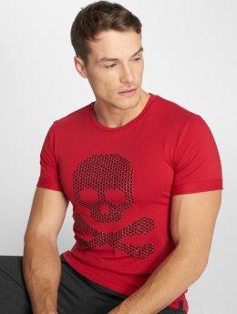 Uniplay T-Shirt Basis rouge