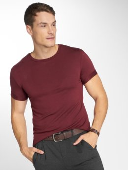 Uniplay T-Shirt Basic rouge